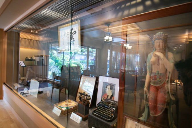 熱海古屋旅館の歴史