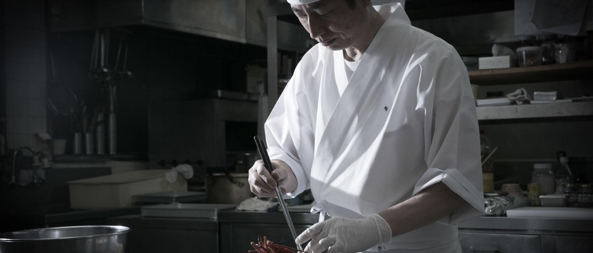 古屋旅館オリジナル会席季節の懐石料理