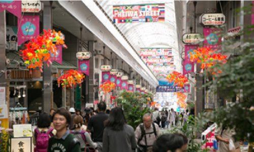 熱海駅前商店街